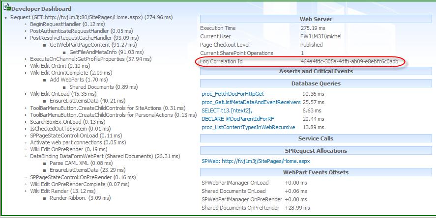 X SharePointHealthScore: a new SharePoint 2010 HTTP header